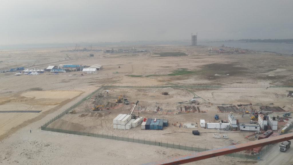 EEE project site Lagos, Nigeria