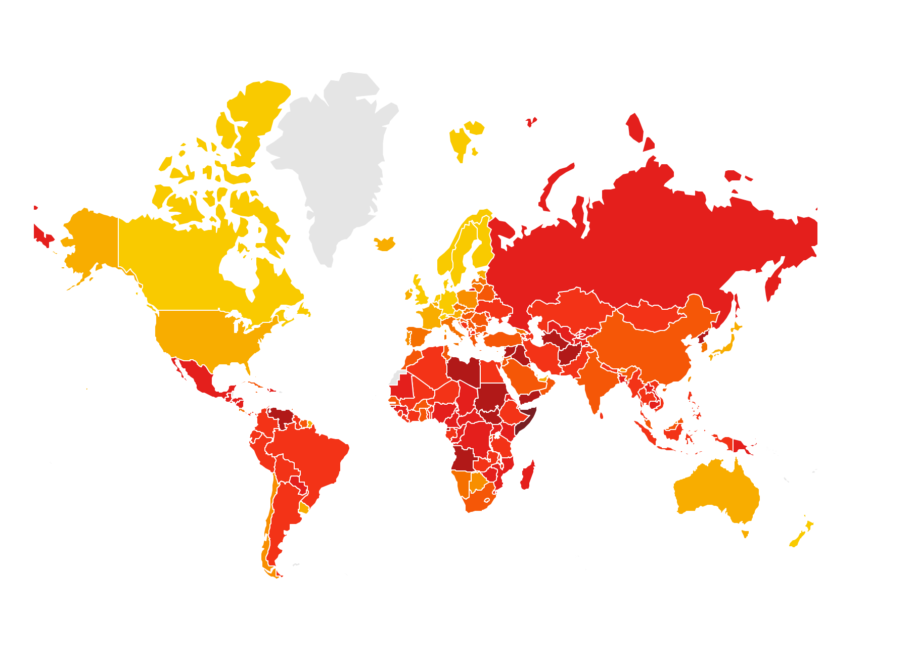 Corruption Perception Index 2017